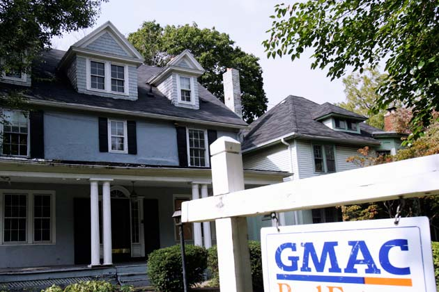 GMAC Mortgage Review - The Mortgage Review