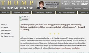 Trump Mortgage Review 2